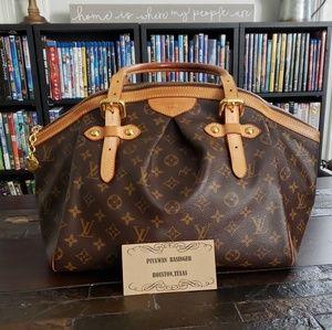 Authentic Louis Vuitton Tivoli GM